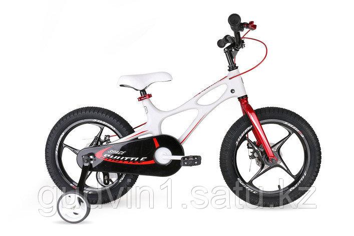 "ROYAL BABY Велосипед двухколесный SPACE SHUTTLE 16"" RB16-22-White"