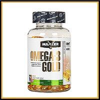 MXL Omega-3 Gold 120капс