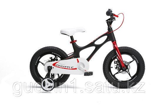 "ROYAL BABY Велосипед двухколесный SPACE SHUTTLE 16"" RB16-22-Black"