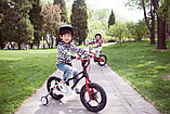 "ROYAL BABY Велосипед двухколесный SPACE SHUTTLE 16"" RB16-22-Black, фото 4"