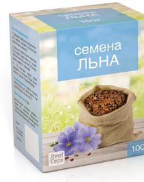 Семена льна, 100гр