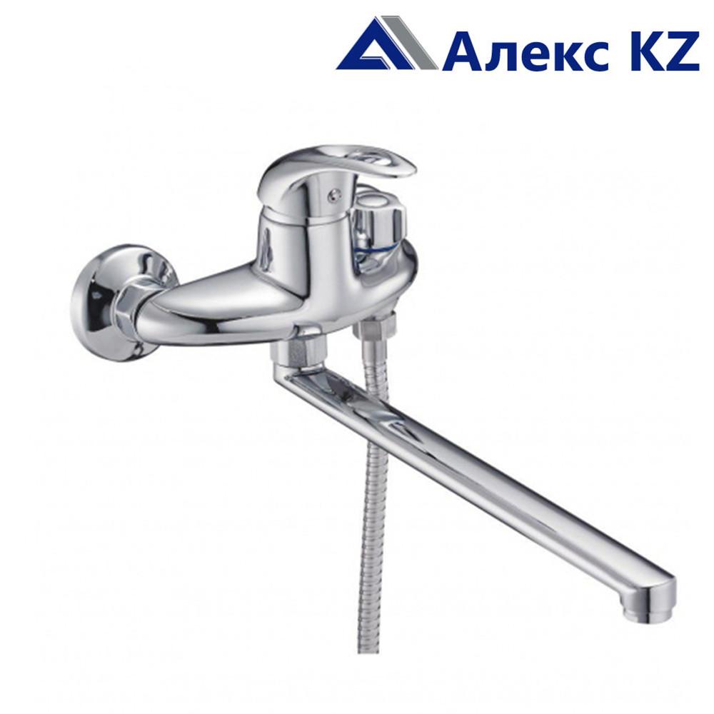 Смеситель ZEGOR NHK7-B048 смеситель для ванны одноручный с поворотным изливом (10)