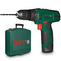 DWT, ABS 10.8 LI BMC Шуруповерт аккумуляторный