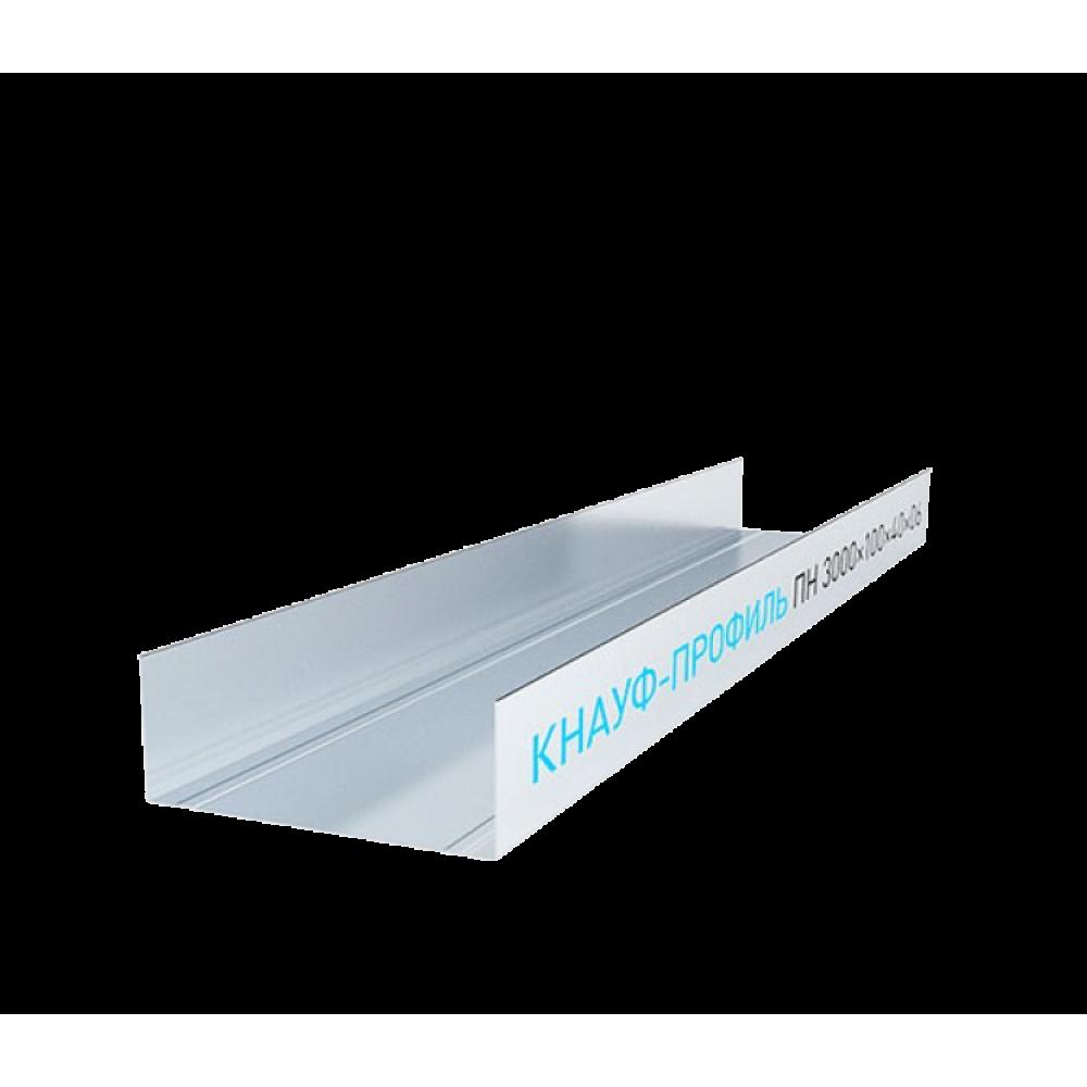 """Профиль """"KNAUF"""" направляющие 100*40, толщина 0,6 мм"""