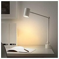 НИМОНЕ Рабочая лампа/бра, белый, фото 1