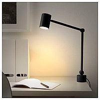 НИМОНЕ Рабочая лампа/бра, антрацит, серый