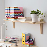 ТЬЕНА Подставка для журналов, разноцветный
