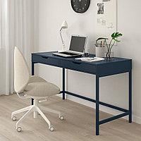 АЛЕКС Письменный стол, синий, синий 131x60 см, фото 1