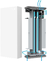Облучатель-рециркулятор VAKIO reFLASH (VRF) 60 на 30 м², фото 1