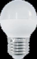 Светодиодная лампа ПРОГРЕСС STANDARD P45 ШАР 9Вт E27 4000К