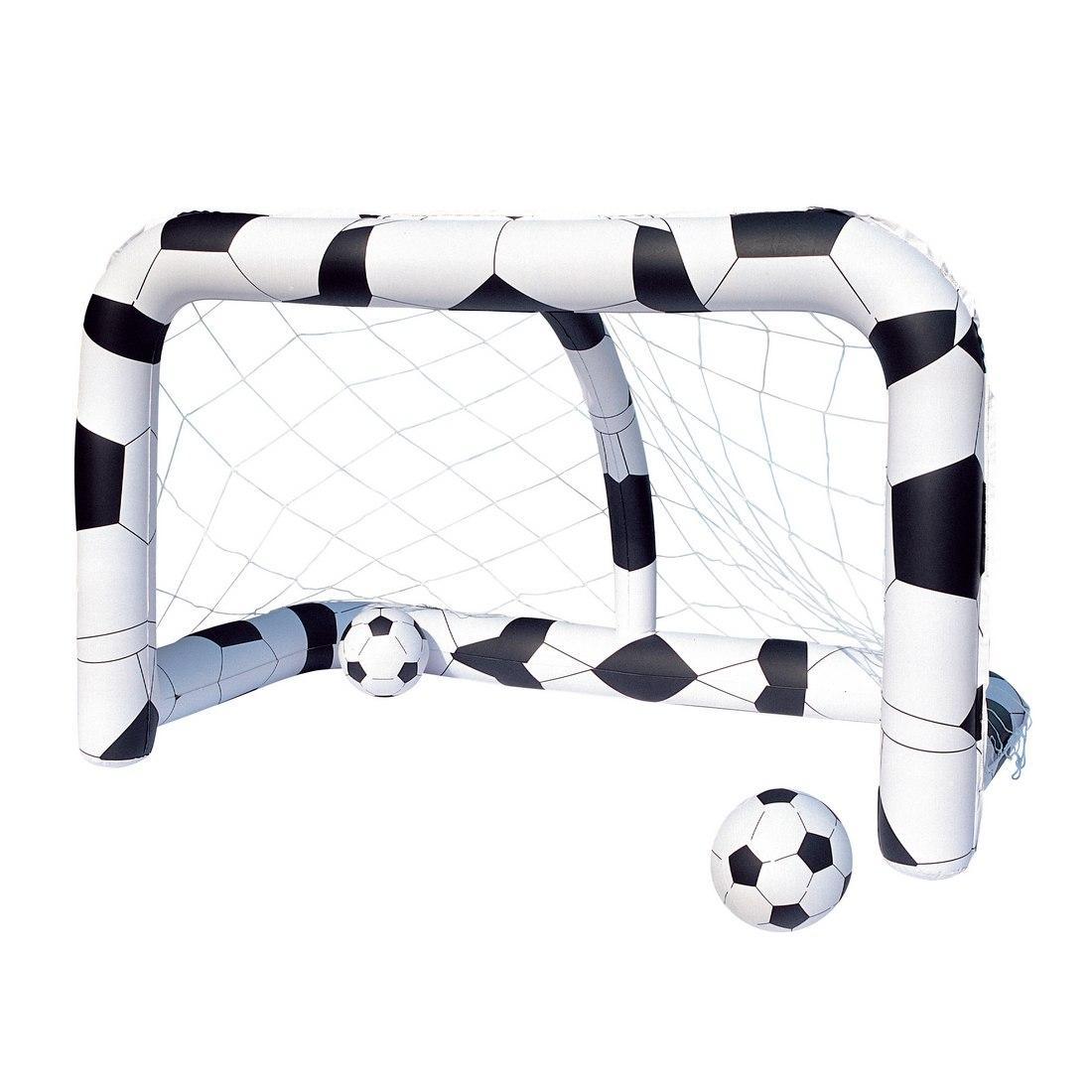 Надувной игровой центр BESTWAY Soccer Net (52058, 213х122х137см, Винил)