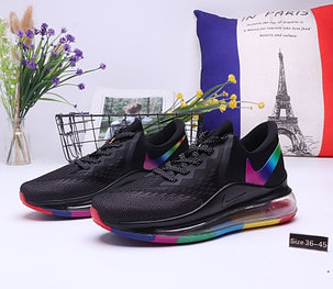 "Кроссовки Nike Air Max 720 ""Black Rainbow"" (36-45), фото 2"