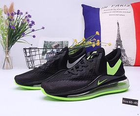 "Кроссовки Nike Air Max 720 ""Black\Green"" (40-45)"