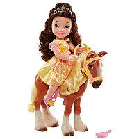 Кукла Дисней Принцесса с животным из мульфильма