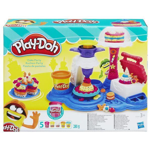 """Игрушка Play-Doh Игровой набор """"Сладкая вечеринка"""""""