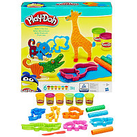 Play-Doh Игровой набор Весёлые сафари