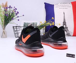 "Кроссовки Nike Air Max 720 ""Black\Orange"" (40-45), фото 2"
