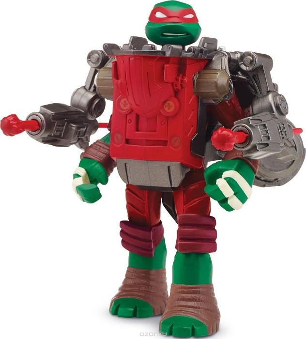 Черепашки-ниндзя супер-боевые панцири,  Рафаэль, Mutation