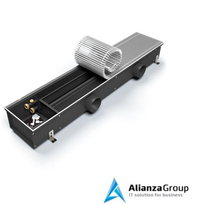 Внутрипольный конвектор длиной 30 см - 1 м Varmann Ntherm 300х90х800