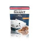 Gourmet Перли влажный лосось 85гр