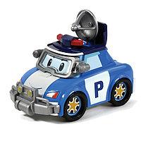 Машинка Поли с аксессуарами