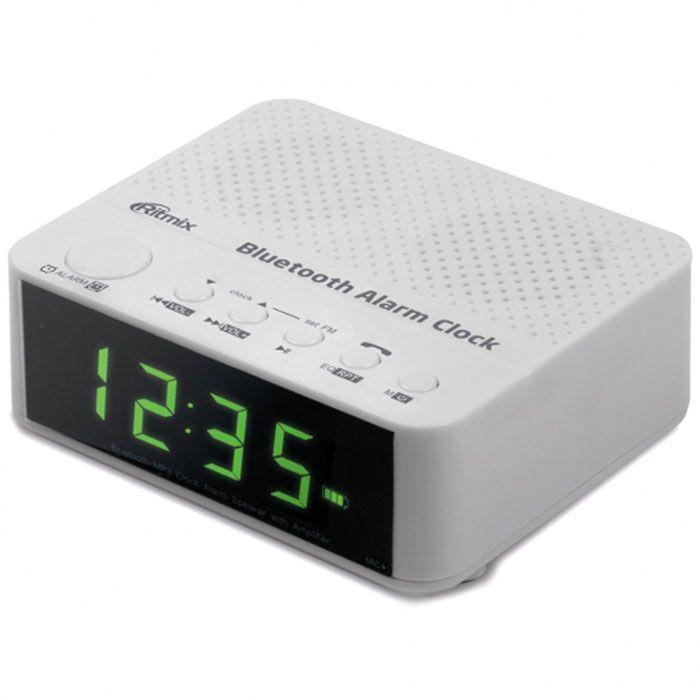 Радиочасы Ritmix RRC-818 (Радиочасы Ritmix RRC-818 black)
