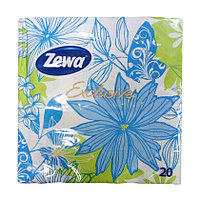 Салфетки Zewa Luxury flower (14284)