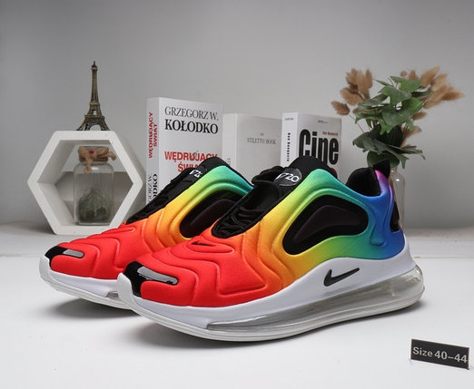 "Кроссовки Nike Air Max 720 ""Rainbow"" (40-44), фото 2"