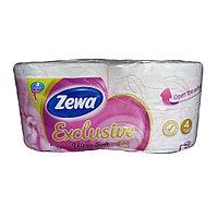 Туалетная Бумага ZEWA Exclusive Ультра Мягкая  4-2рул(29888)