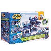 Игрушка Super Wings полицейский пункт Пола