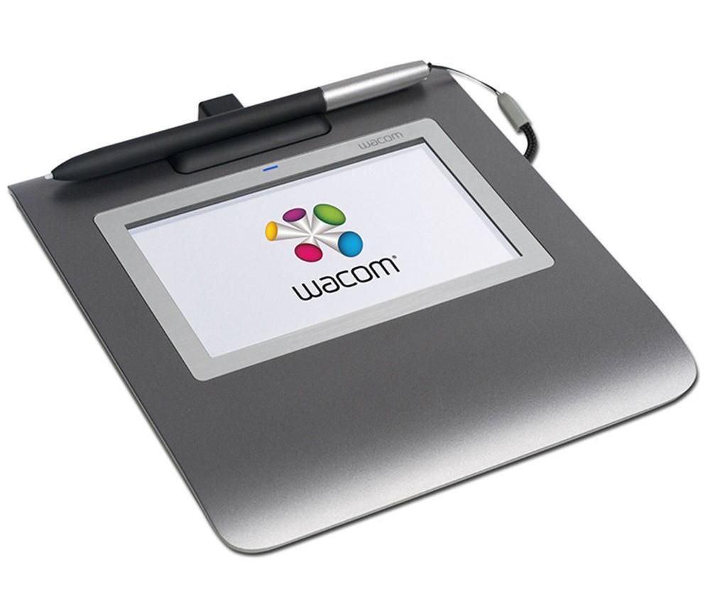 Планшет Wacom STU-530-CH для цифровой подписи  (Планшет для цифровой подписи, Wacom, LCD Signature Tablet