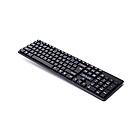 Беспроводная клавиатура Delux DLK-150GB