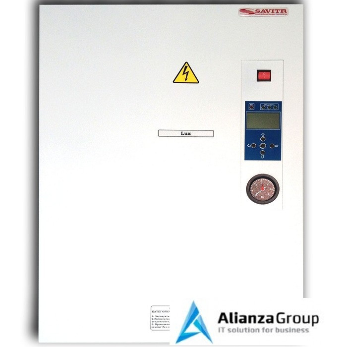 Электрический котел SAVITR Lux 12 Plus (380В, 12кВт)