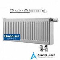 Стальной панельный радиатор Тип 11 Buderus Радиатор VK-Profil 11/300/1000, re (48) (B)