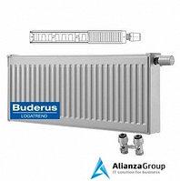 Стальной панельный радиатор Тип 21 Buderus Радиатор VK-Profil 21/300/400 (48) (B)