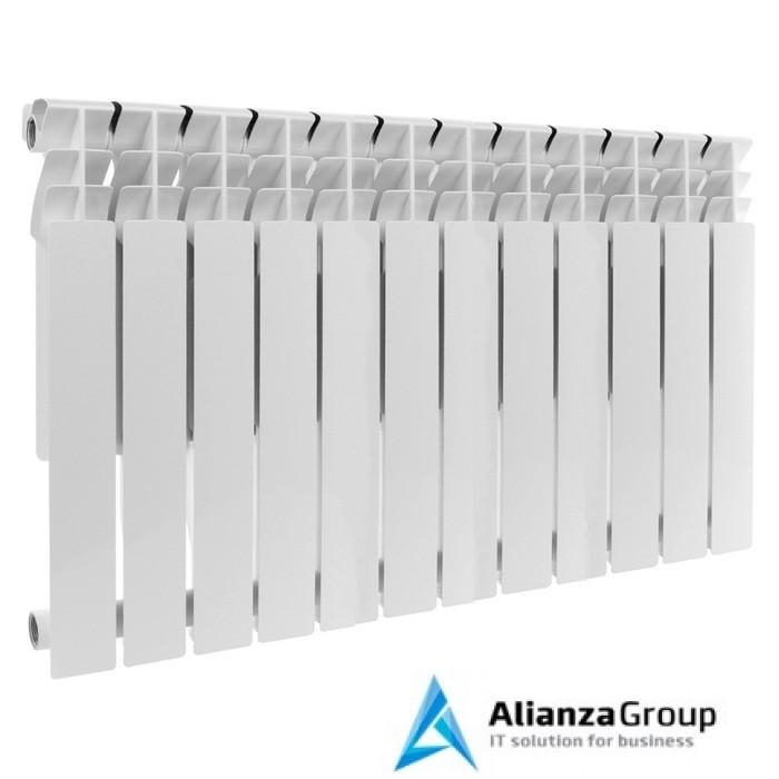 Алюминиевый радиатор Rommer Plus 500 12 секций