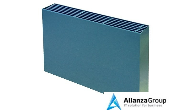 Водяной конвектор Techno Wall KSZ2 110-250-400