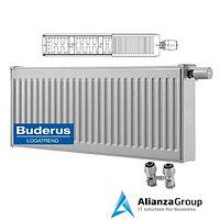 Стальной панельный радиатор Тип 22 Buderus Радиатор VK-Profil 22/300/400 (48) (A)