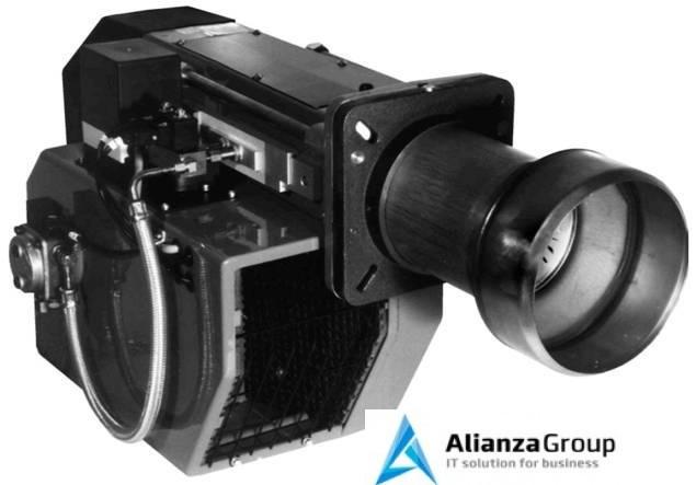 Дизельная горелка Giersch M2.22-Z-L кВт-356-1067 100 мм