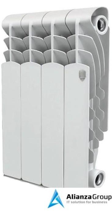 Биметаллический радиатор Royal Thermo Revolution Bimetall 350 4 секц.