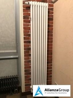 Стальной трубчатый радиатор 3-колончатый Arbonia 3180/08 N69 твв RAL 9016