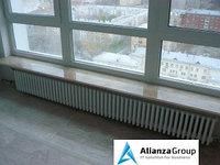 Стальной трубчатый радиатор 3-колончатый Arbonia 3030/26 N69 твв RAL 9016