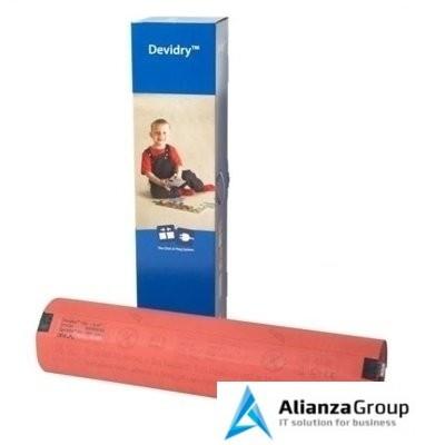 Нагревательный мат Devi DeviDry-100 1 м х 1 м