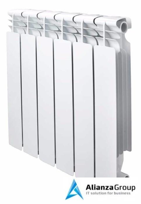 Биметаллический радиатор OGINT РБС 500 5 секц 875Вт