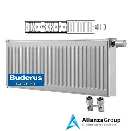 Стальной панельный радиатор Тип 22 Buderus Радиатор VK-Profil 22/400/900 (27) (C)