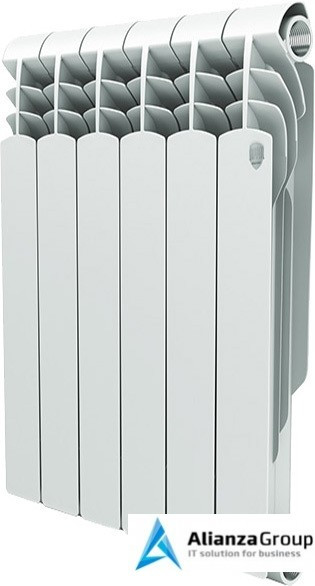 Биметаллический радиатор Royal Thermo Vittoria 500 6 секц.