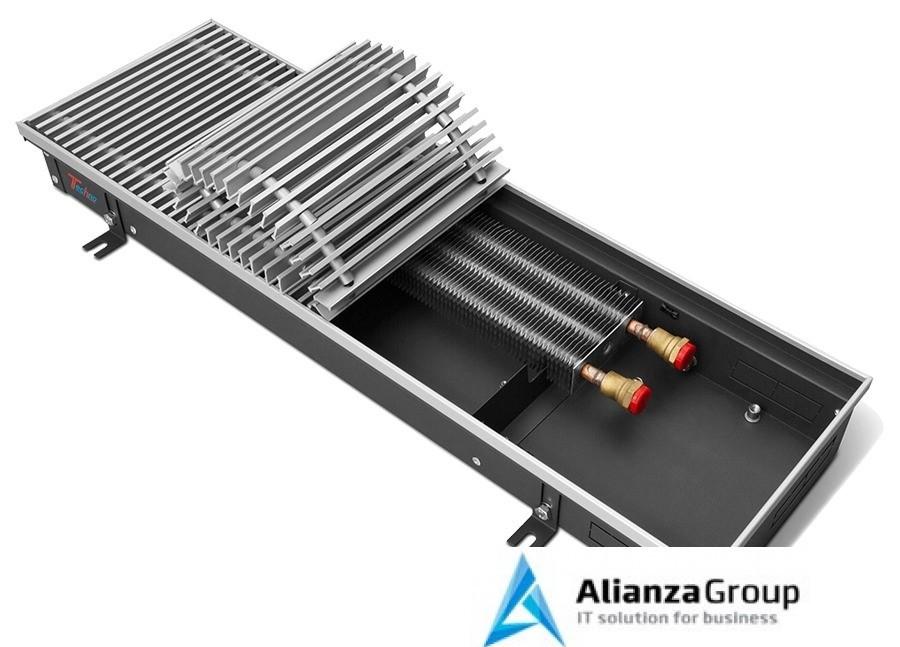 Внутрипольный конвектор длиной 1,6 м - 2 м Techno Usual KVZ 420-65-1600