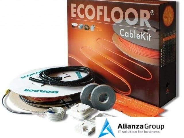 Нагревательный кабель Fenix ECOFLOOR D 1100