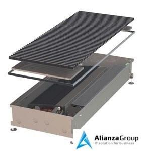 Внутрипольный конвектор длиной 30 см - 1 м Minib COIL-KTW 1000