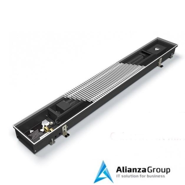 Внутрипольный конвектор длиной 2,1 м - 3 м Varmann Qtherm HK Mini 190x90x2400